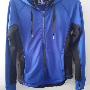 New balance hoodie activewear jacket size S